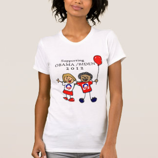 Children Say Vote For  Barack Obama 2012 T Shirt