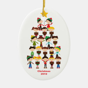 Christmas Carol Singers Ornaments.Carol Singing Ornaments Keepsake Ornaments Zazzle