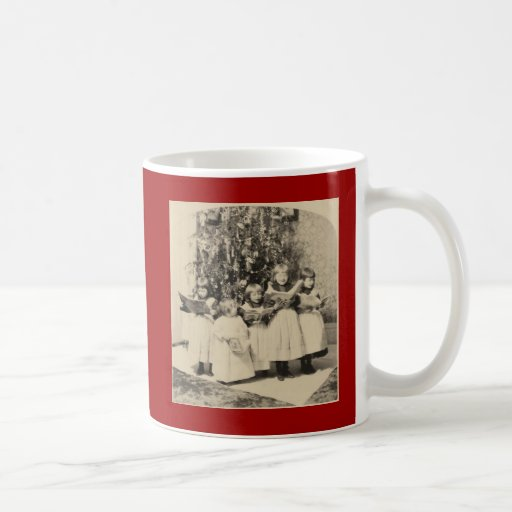 Children Singing Coffee Mug