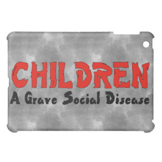 Children Social Disease Case For The iPad Mini