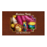 Children - Toy - Earliest childhood memories Double-Sided Standard Business Cards (Pack Of 100)