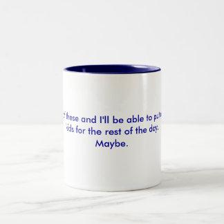 Children Two-Tone Coffee Mug