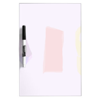 Children with Toys Dry Erase Board