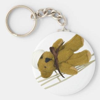 ChildrenHealth031910 Basic Round Button Keychain