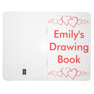Children's (and Adult's) Drawing Book Journal