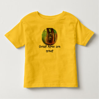 Children's Animal Lover Toddler T-shirt