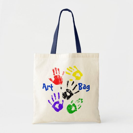 Children's Art Bag