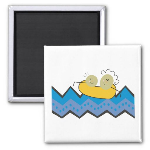 childrens art rafting drawing fridge magnets