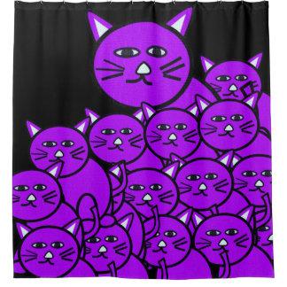 Purple Shower Curtains   Zazzle
