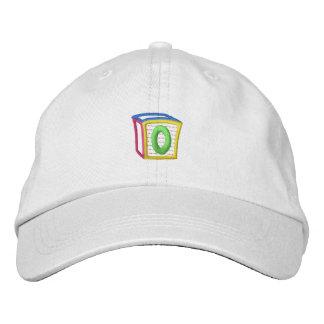 Childrens Block Puff 0 Embroidered Baseball Cap
