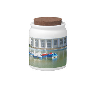 Childrens' Boating Pool Candy Dish