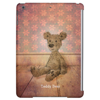 Children's Book Cute Little Toy Teddy Bear iPad Air Cover