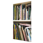 Childrens Bookshelf Canvas Prints