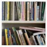Childrens Bookshelf Large Square Tile