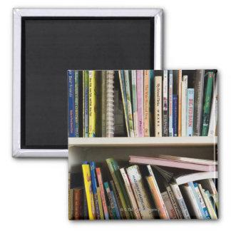 Childrens Bookshelf Magnet