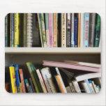 Childrens Bookshelf Mouse Pad