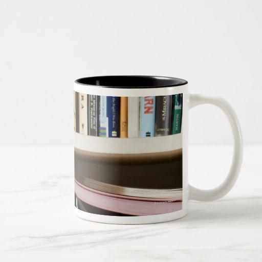 Childrens Bookshelf Mug