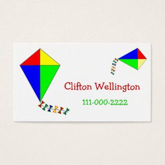 Childrens Calling Card / enclosure card