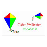 Childrens Calling Card / enclosure card Business Card Template