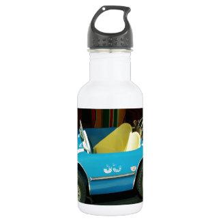 Children's Carousel Car. Stainless Steel Water Bottle