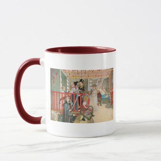 Children's Christmas Parade Mug