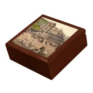Children's Corner, Scarborough, Yorkshire, England Trinket Boxes
