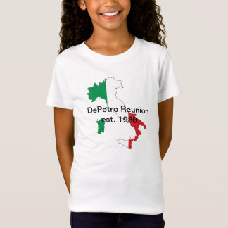 Children's DePetro Reunion T-Shirt