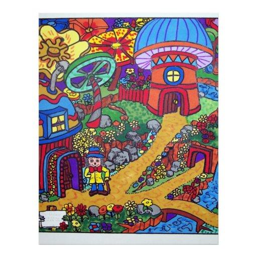 Children's Dream by Piliero Flyer