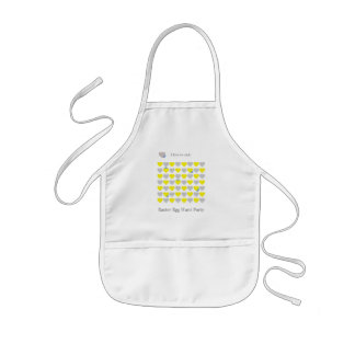 Children's Easter Party Kids' Apron