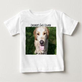 Children's Face Cleaner Baby T-Shirt
