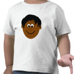 Childrens Fun Faces and Graphics (ethnic) Shirt