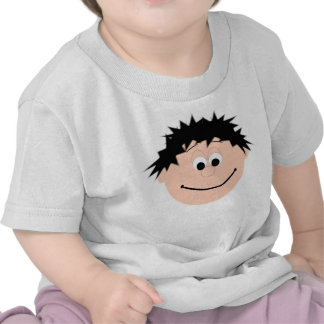 Childrens Fun Faces Tees