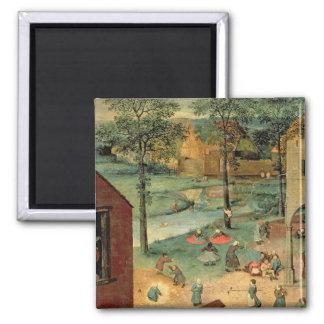 Children's Games , 1560 Magnet