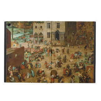 Childrens Games by Pieter Bruegel the Elder iPad Air Case
