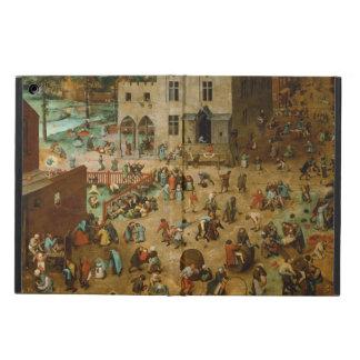Childrens Games by Pieter Bruegel the Elder iPad Air Covers