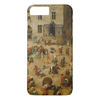 Children's Games by Pieter Bruegel the Elder iPhone 8 Plus/7 Plus Case