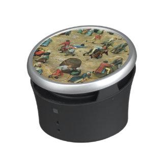 Children's Games : detail of bottom Bluetooth Speaker