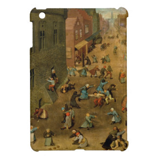 Children's Games : detail of top right hand iPad Mini Cover