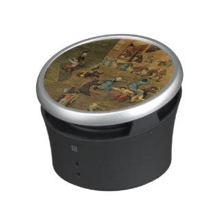 Children's Games : detail of top right hand Speaker
