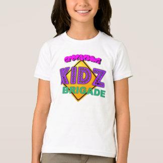 Children's Geocaching Kidz Brigade Graphic T-Shirt