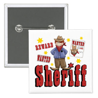 Children's Gift 2 Inch Square Button