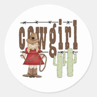 Children's Gift Classic Round Sticker
