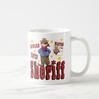 Children's Gift Classic White Coffee Mug