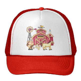 Children's Gifts Mesh Hats