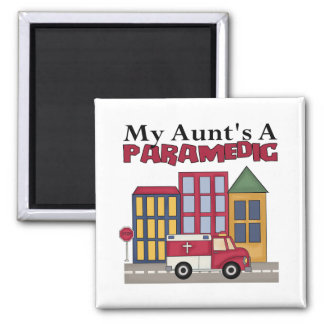 Children's Gifts 2 Inch Square Magnet