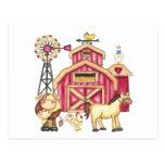Children's Gifts Postcard