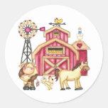 Children's Gifts Round Sticker