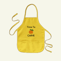 Children's Halloween Apron