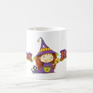 Children's Halloween Mug colour change magic