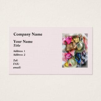Children's Hats Business Card